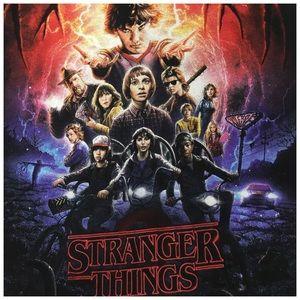 Stranger Things Eleven Netflix T Shirt XS